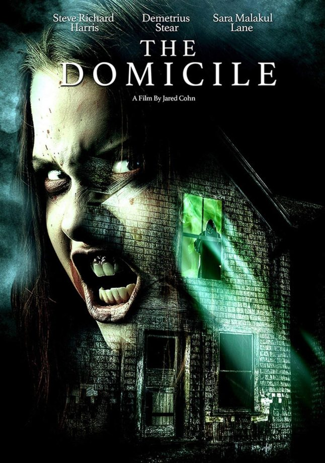 The Domicile Trailer Digs Up Evil Infidelity!