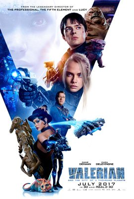 Valerian and the City of a Thousand Planets Review at ComingSoon.net