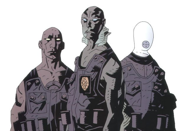 B.P.R.D. Will Be in the Hellboy Reboot, Says Mike Mignola
