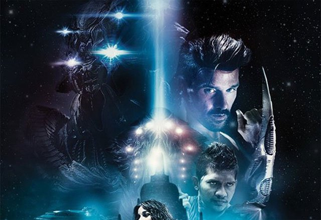 Beyond Skyline Trailer and Poster with Frank Grillo and Iko Uwais