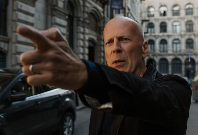 First Death Wish Photos Show Bruce Willis Out For Revenge