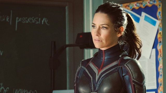 Evangeline Lilly‏ Offers First Look at The Wasp in Ant-Man Sequel