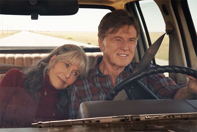 Fonda and Redford Reunite in Our Souls at Night Teaser