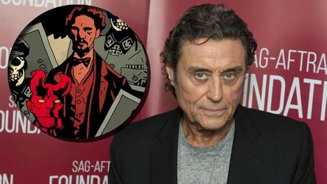 Ian McShane Joins Hellboy: Rise of the Blood Queen