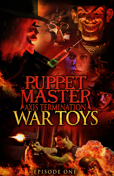 New Puppet Master Film to Premiere on Amazon