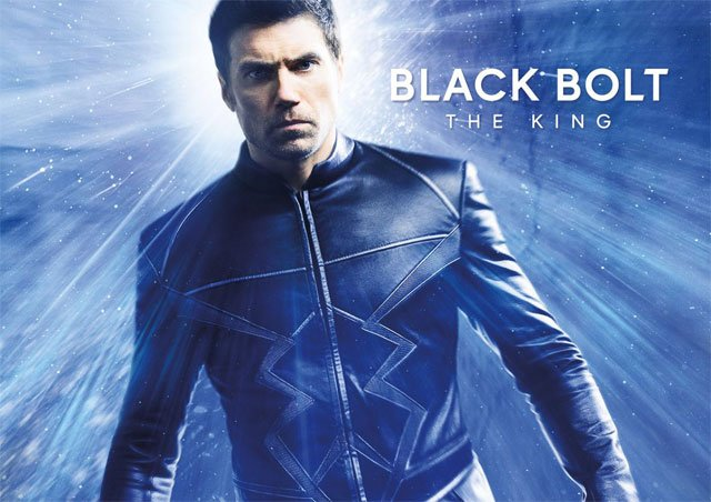 New Inhumans Character Posters Bring the Team Together