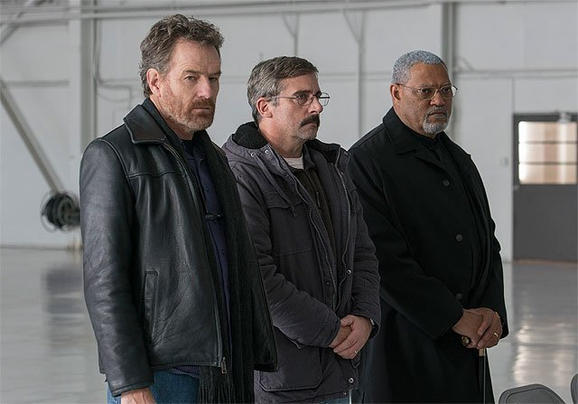Last Flag Flying Trailer with Carell, Cranston and Fishburne