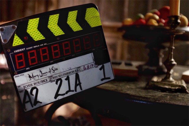 Margot Robbie and Saoirse Ronan Begin Filming Mary, Queen of Scots
