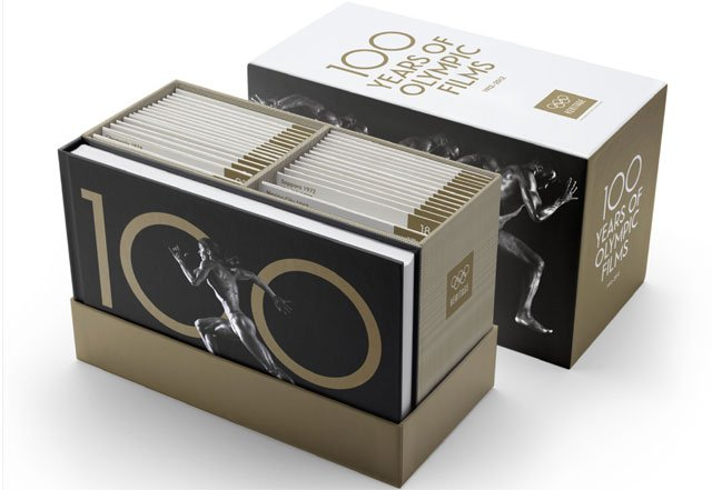Criterion to Release 100 Years of Olympic Films Box Set
