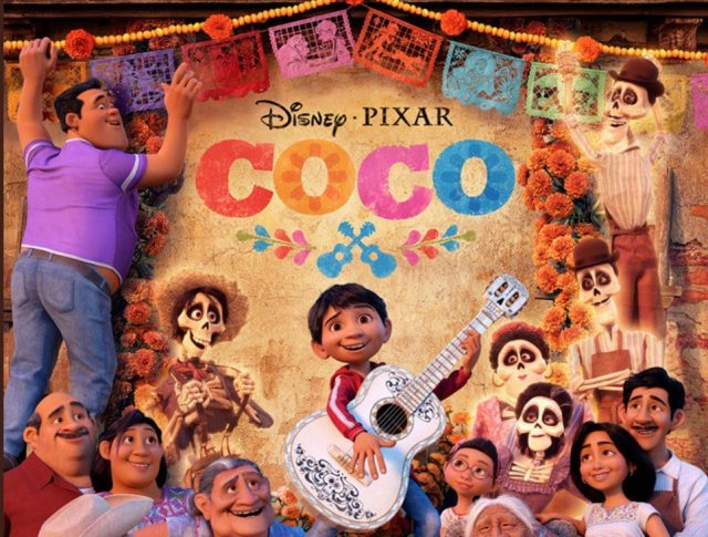 There is a brand new Coco international poster out, fresh from director Lee Unkrich's Twitter feed