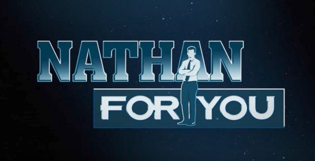 Comedy Central's Nathan for You season 4 gets a premiere date and a new trailer