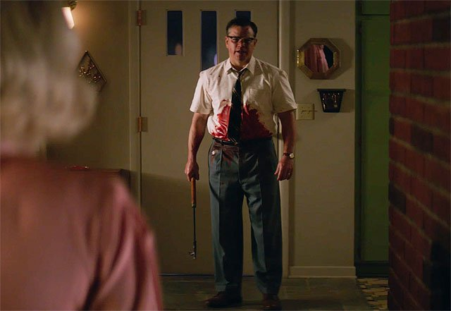 New International Suburbicon Trailer With Matt Damon