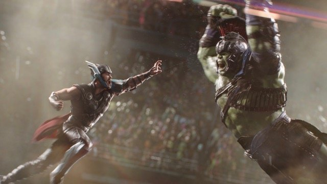 Over 80 Hi-Res Thor: Ragnarok Photos