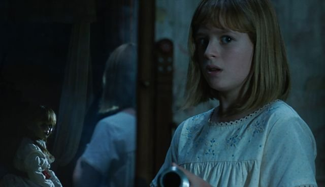 Annabelle Creation Clips Amp Up the Creepy