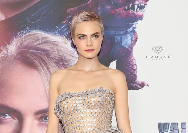 Cara Delevingne joins cast of Amazon series Cardinal Row