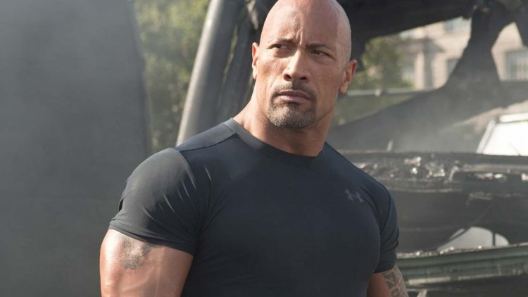The Rock movies - Fast Five