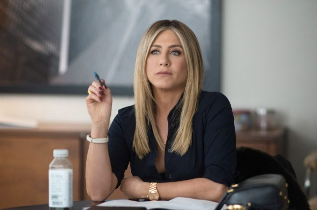 Jennifer Aniston in talks to star in upcoming 'suburban parenting' comedy