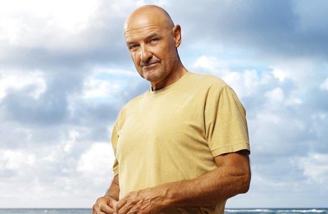 Lost Cast: Terry O'Quinn as John Locke