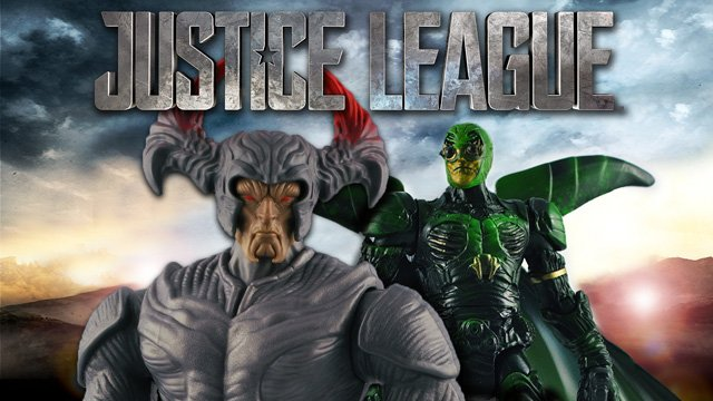 Warner Bros. Announces Global Rollout of Justice League Products