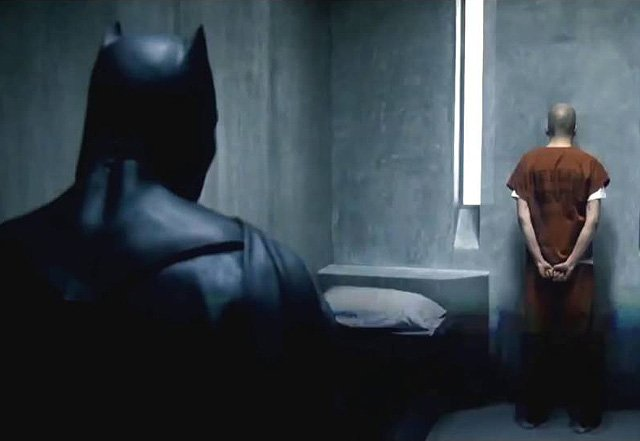 The Batman Not Part of DCEU, Plus Luthor Cut from Justice League?