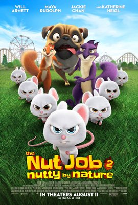 The Nut Job 2: Nutty by Nature Review