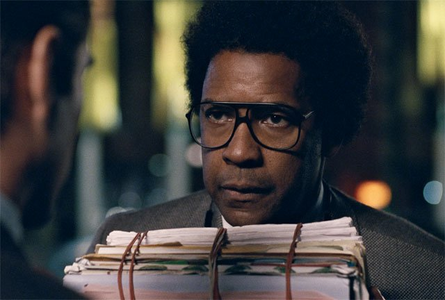 First Roman J. Israel, Esq. Photos and Toronto Premiere Info
