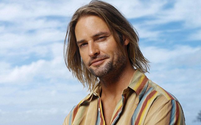 Lost Cast: Josh Holloway as James 'Sawyer' Ford