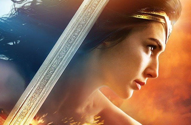 Wonder Woman Digital, Blu-ray and DVD Details Announced