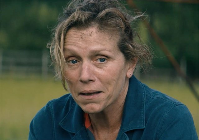 Risultati immagini per three billboards outside ebbing missouri mcdormand