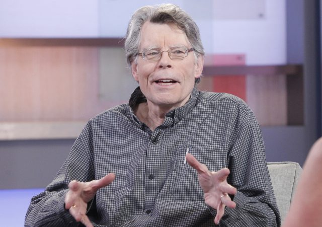 Stephen King's short story Suffer the Little Children is being developed as a film