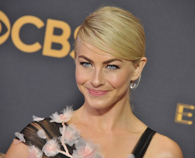 Dancing with the Stars' Julianne Hough has been cast in George Gallo's Bigger