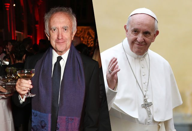 Netflix taps Jonathan Pryce to play Pope Francis in The Pope
