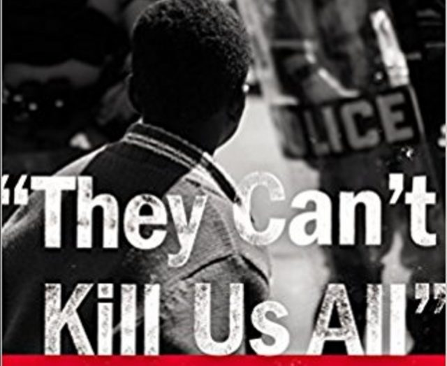 AMC developing Black Lives Matter series based on the book 'They Can't Kill Us All'