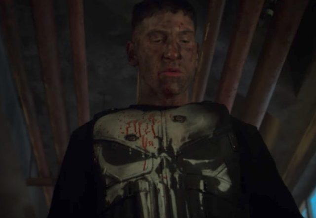 Marvel's The Punisher trailer from Netflix shows Frank Castle getting revenge