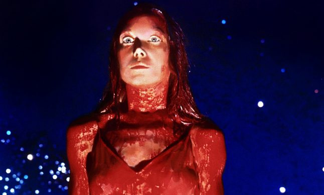Actress Sissy Spacek remembers her breakthrough role in Brian De Palma's 1976 chiller Carrie