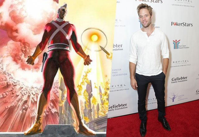 Syfy's Krypton Casts Shaun Sipos as Adam Strange