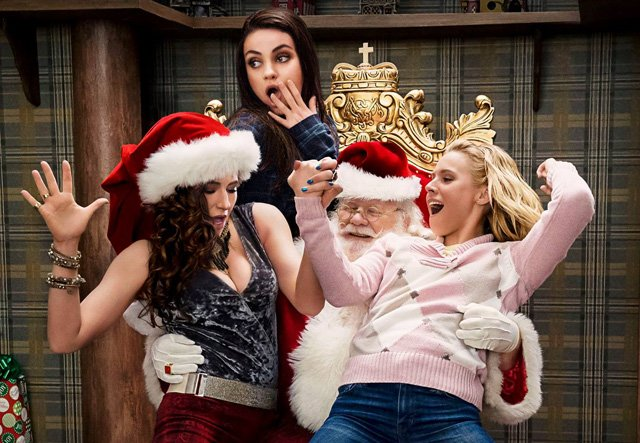 A Bad Moms Christmas has its Magic Mike moment in new trailer