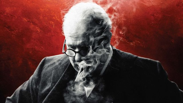Oldman is Unrecognizable as Churchill for 'Darkest Hour' Trailer 2