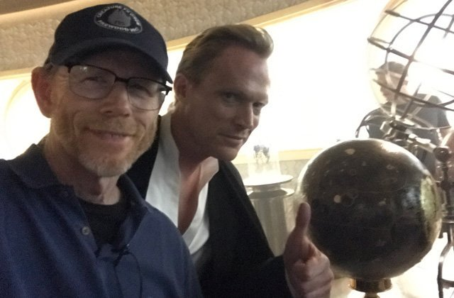 'Star Wars' Han Solo Spinoff Adds Paul Bettany