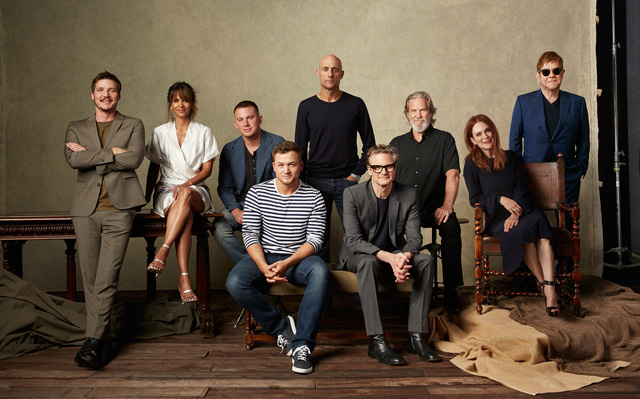 The Full Kingsman Cast in a New Golden Circle Photo!