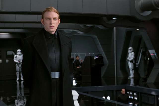Exclusive: Domhnall Gleeson on J.J. Abrams Directing Star Wars: Episode IX