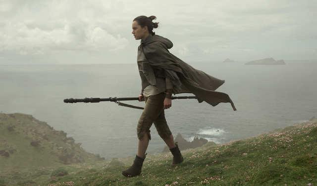 The Last Jedi trailer date was just outed by Luke Skywalker