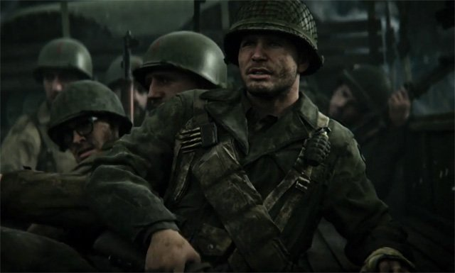 The Official Call of Duty: WWII Story Trailer
