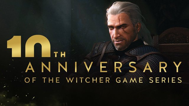 CD Projekt RED Releases The Witcher 10th Anniversary Video