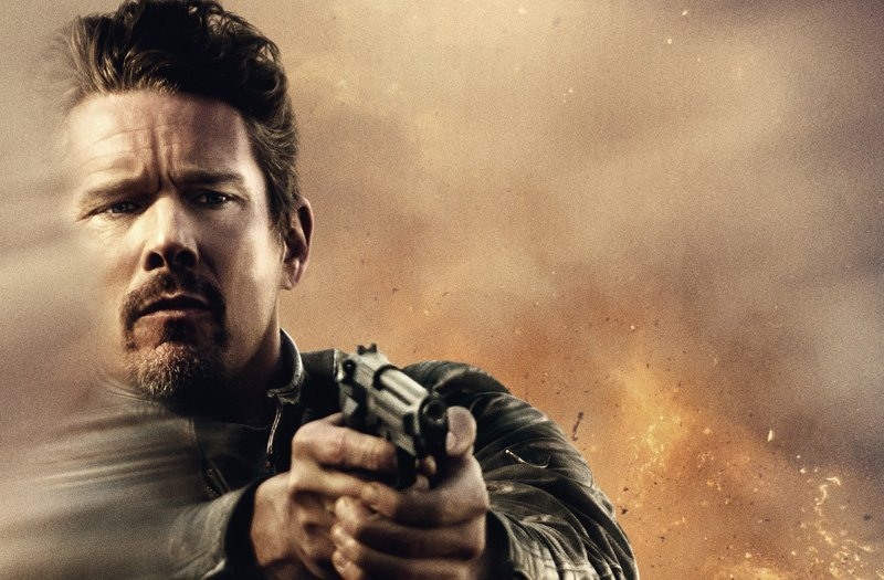 Exclusive 24 Hours to Live Poster Featuring Ethan Hawke