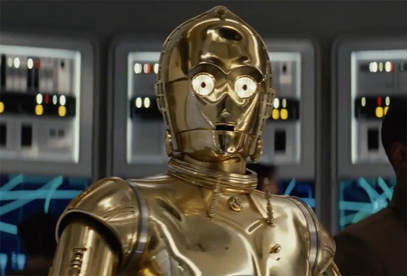 C-3PO & More in New Japanese Last Jedi Trailer & Poster
