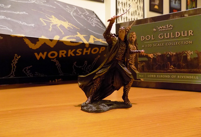 Weta Collecta October Box Gallery With The Hobbit and More!