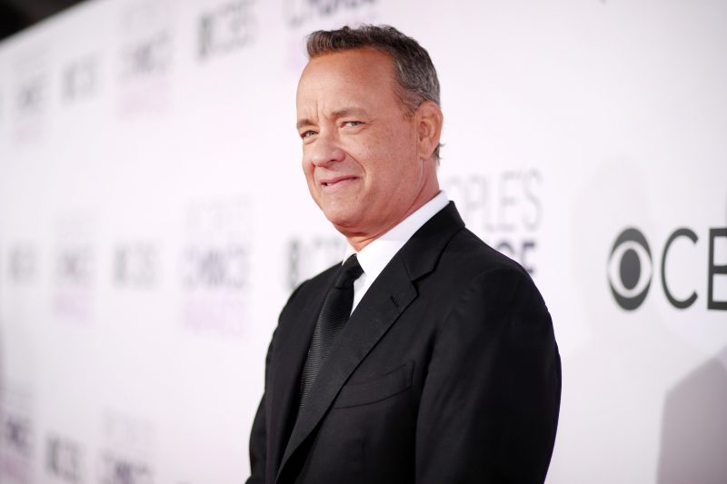 Steven Spielberg's Amblin Entertainment has picked up the Tom Hanks sci-fi film Bios