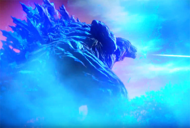 New Godzilla: Planet of the Monsters Trailer Breathes Fire