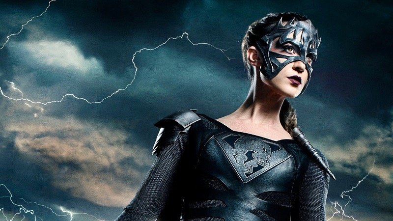 First Look at Supergirl's Reign Arrives